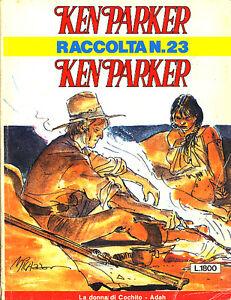 KEN-PARKER-RACCOLTA-NUMERO-23-1985