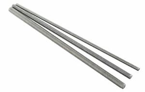 304-Stainless-steel-M4-to-M20-Right-Hand-Threaded-Screw-Rod-100-600mm-Cut