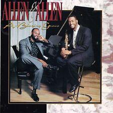 ALLEN & ALLEN - A-BLAZING GRACE (CD 1994) NEW...FAST POST