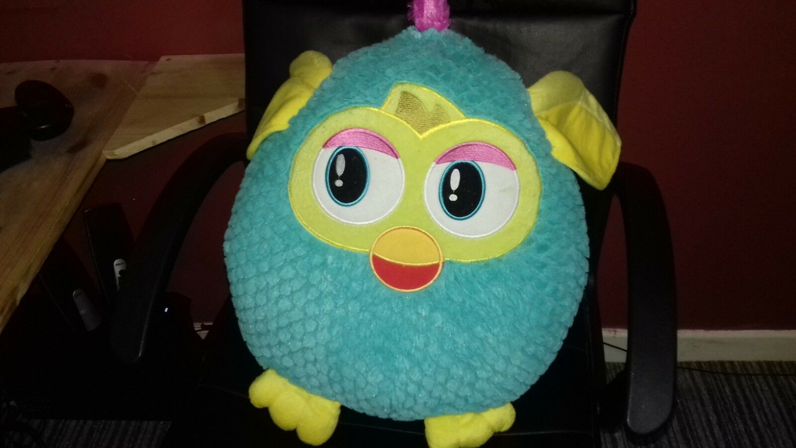 Large giant soft furby toy