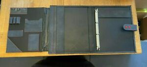 Original-Old-Stock-Alfa-Romeo-A4-Ring-Binder-Folder-and-Stationary-Storage