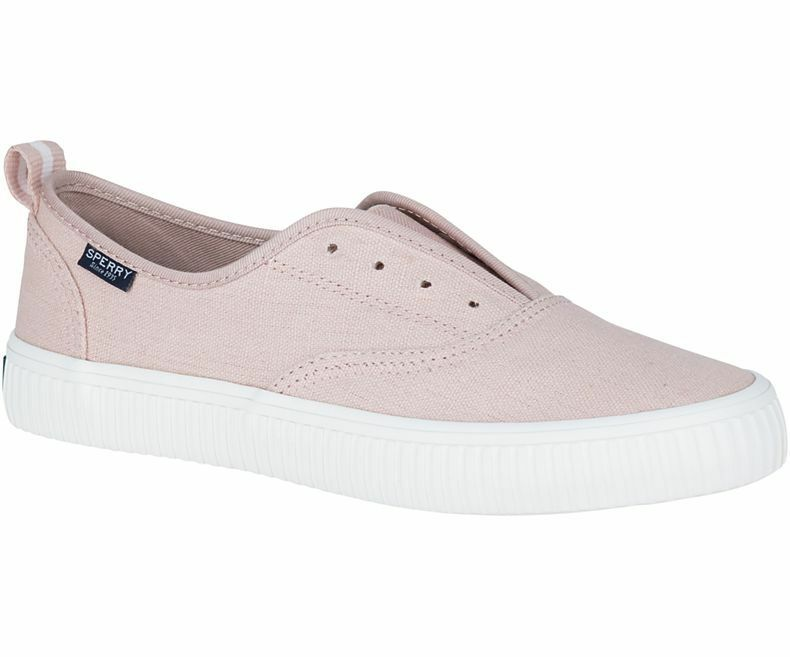 NIB SPERRY TOP SUEDE SIDER CREST CREEPER CVO SUEDE TOP PINK SNEAKERS FLATS SHOES SZ 6-11 d9aa15