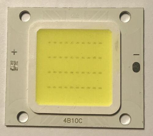 kw 20W LED Chip kaltweiss mit Wärmeleitpaste COB,Fluter,Flutlicht 6000K