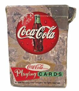 Coca Cola Playing Cards Original 1998 Full Deck Polar Bear Deck