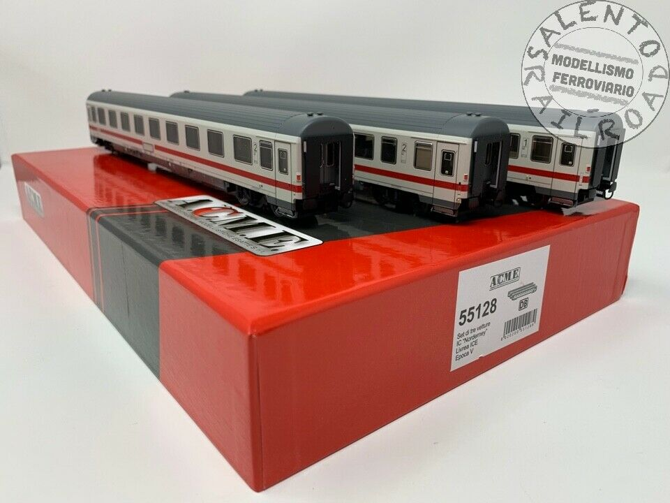 Acme 55128 Set de Tres Pasajeros DB Ic  Norderney  Ice Época V
