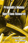Probability Models in Operations Research by C. Richard Cassady, Joel A. Nachlas (Hardback, 2008)