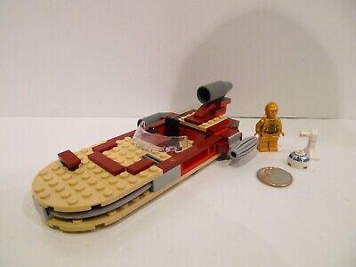 NEW INCOMPLETE LUKE/'S LANDSPEEDER 75173 vehicle only//no minifigs LEGO STAR WARS