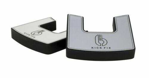 British Drum Co Portable KickFix Bass Drum Anchor System BDA-KF