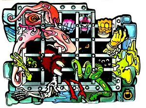 SUPER7-MASTERS-OF-THE-UNIVERSE-CASTLE-GRAYSKULL-DUNGEON-45-x60-RUG-MOTU-HE-MAN