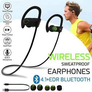 Wireless Earbuds Bluetooth Headphones Earphones For Android Samsung Iphone Ebay