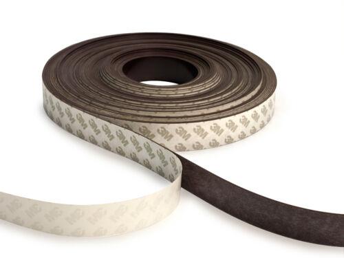 Magnetband selbstkl Magnetklebeband Fliegengitter  50 Meter Rolle 1,3 mm stark