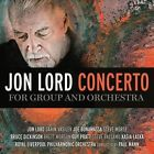 Jon Lord: Concerto for Group and Orchestra by Royal Liverpool Philharmonic Orchestra/Jon Lord (Composer/Piano)/Paul Mann (Conductor) (DVD, Oct-2012, 2 Discs, Ear Music)