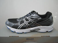 Mens Asics Galaxy 5 Running Shoes Sneakers Black - Select Sizes