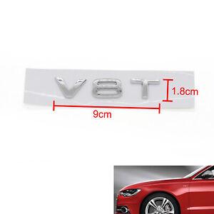 V8T-Emblem-Abzeichen-fuer-AUDI-A1-A3-A4-A5-A6-A7-Q3-Q5-Q7-S6-S7-S8-S4-SQ5-Chro-A3