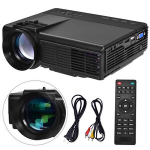 Portable-Mini-Projector-HD-1080P-Home-Theater-Video-Movie-Game-3D-LED-HDMI-USB