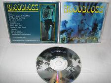 Bloodloss - in a gadda da change CD ORIGINAL 1993
