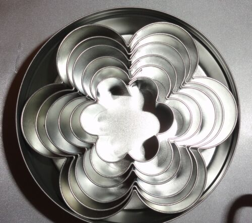 Flower cut out Cookie Recipe Baking Supplies Cookie cutters Cake Decorating