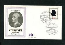 BRD Nr. 809 FDC  Klopstock    (EB-11)
