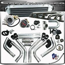14pcs Bmw 323is 325is 328is E36 E46 M50 T04e T3t4c Turbo Kit With Emusa Turbo