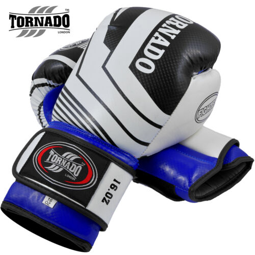 Boxing Gloves MMA Punching Bag Mitts Muay Thai Fight Training Sparring 16oz