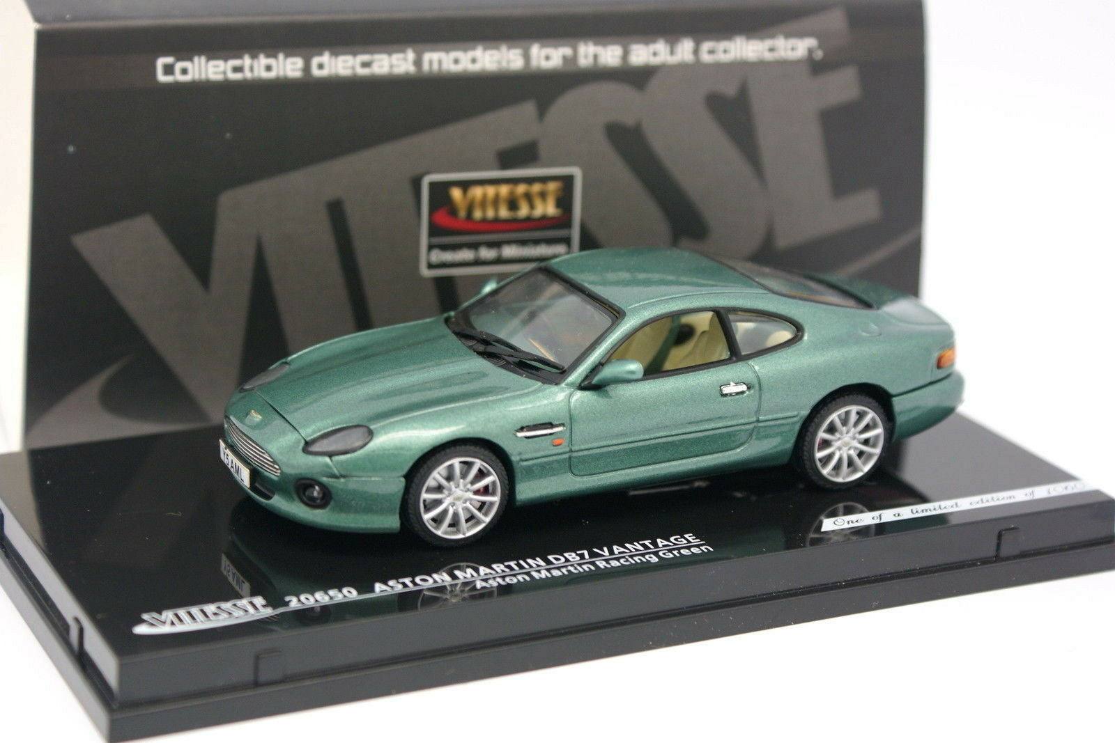 Vitesse 1 43 - Aston Martin DB7 Vantage Green