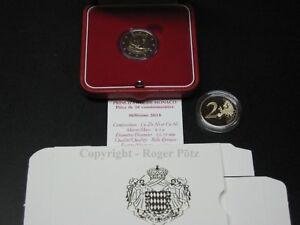 2-Commemorative-Coin-Francois-Bosio-Pf-Proof-Original-New-Product-Ex-Stock