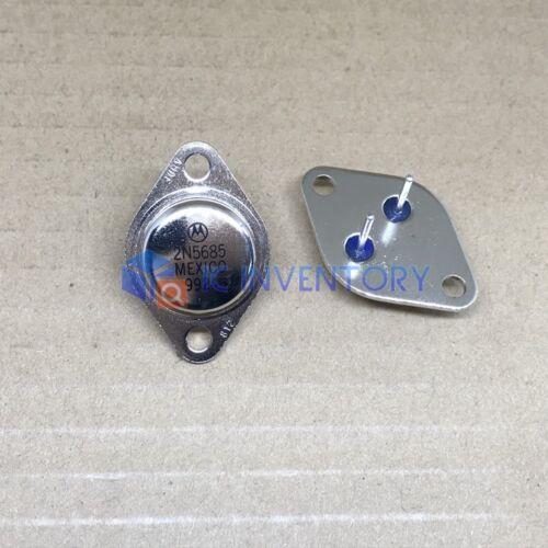 TO-3 50 A, 300 W powertransistors 5PCS 2N5685 Encapsulation
