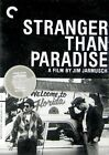 Criterion Collection Stranger Than Paradise 2pc DVD Region 1 715515024020