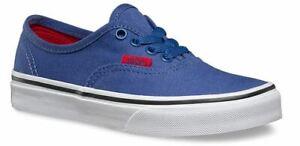 d1a6c28aaa Vans Authentic Classic Men Sport Pop Skate Shoes Bijou Blue Racing ...