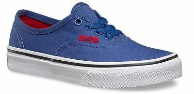 Vans Authentic Sport Pop Bijou BlueRacing Red Shoes