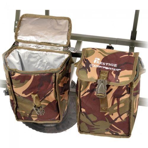 Brand New New Brand Prestige Carp Porter Porter Deluxe Pal Bags (Pair) DPM b2da5b