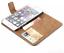 2IN1-Wallet-Flip-Case-Cover-Cas-Coque-Etui-Hoesje-Black-For-Samsung-Galaxy-S8 miniatuur 3