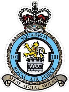 Royal-Air-Force-RAF-101st-Squadron-Decal-Sticker