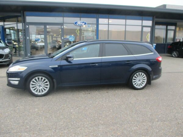 Ford Mondeo 2,0 TDCi 163 Collection stc. - billede 1