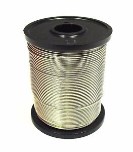 20 SWG Tinned Copper Wire 500g FUSE WIRE 32 AMP 0.90MM 5060454590552 ...