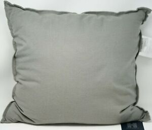 "NEW Highline Bedding Co Decorative Pillows 20/"" x 20/"" Sullivan Dove"