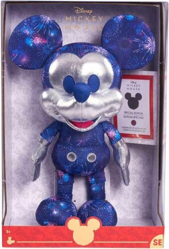 Fireworks For 2020 Disney Year of the Mouse Collector Plush Limited-Edition