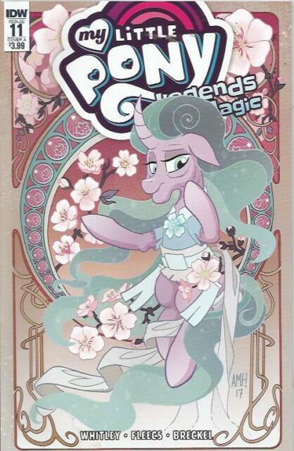 MY LITTLE PONY Legends of Magic #11 A - New Bagged (S)
