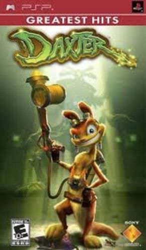 DAXTER - SONY PSP ~ Brand New & Sealed ~ Greatest Hits ~ Action/Adventure