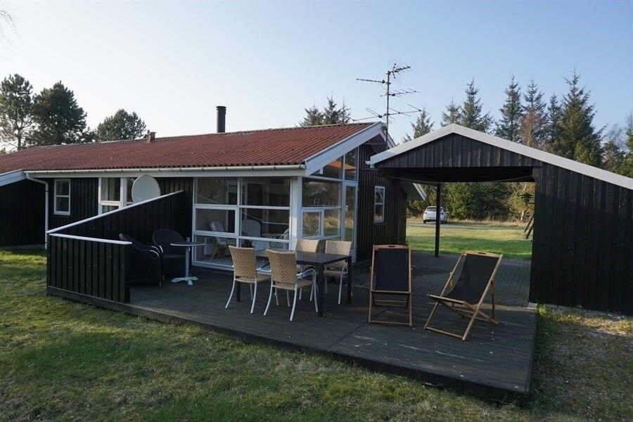 sommerhus, Thorup Strand, sovepladser 9