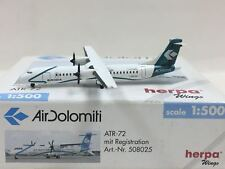 Herpa Wings 1:500  ATR-72-500  CSA Czech Airlines OK-NFU 532792 Modellairport500
