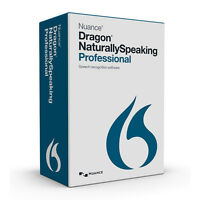 Dragon Naturally Speaking 13 Home - Windows, Speech-to-text Software