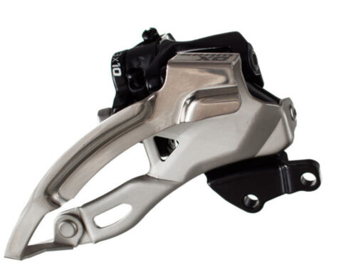 Clamp Band 31.8mm Sram X9 S1,S3 top pull Front Mech Derailleur 3x10