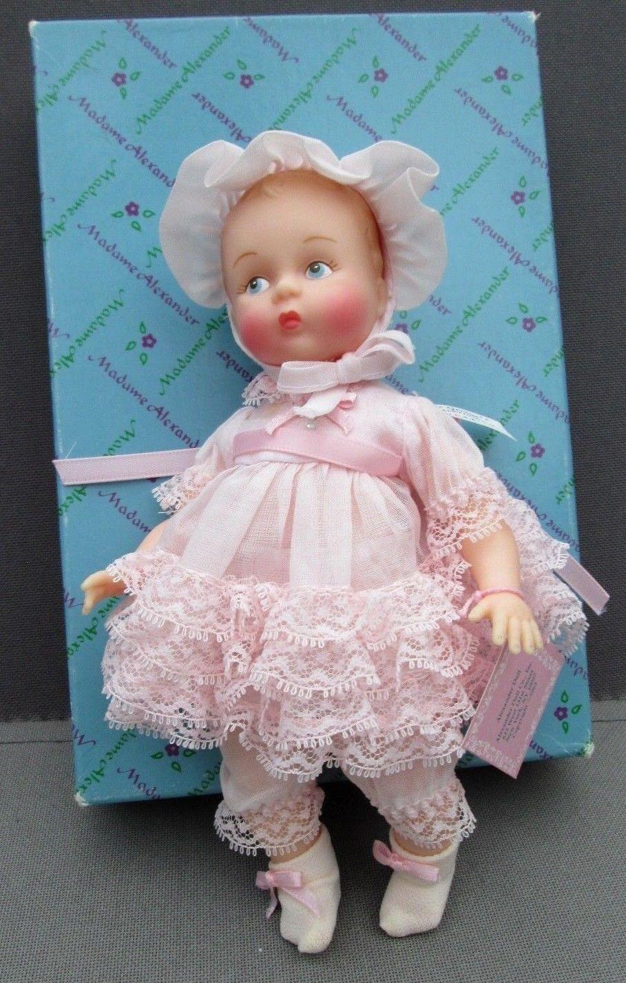 Nuevo EN CAJA MADAME ALEXANDER  Original  Little Miss Genius   tarjeta  Completo + Como Nuevo  701  hangtag