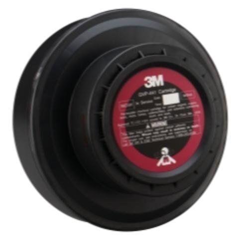 3M 07196 GVP-441 Powered Air Purifying Respirator Organic Vapor HE Cartridge