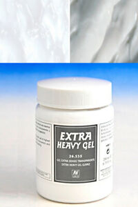 Expressif Vallejo Texture Extra Heavy Gel 26535 Vallejo à Tout Prix