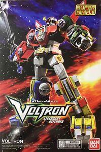 Voltron Golion Lionbot Clip Kit Super Mini Pla Robot Défenseur Légendaire Bandai