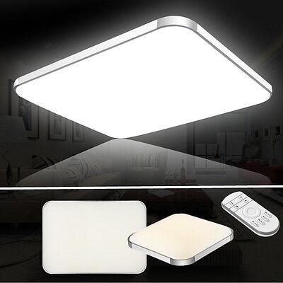 LED Deckenleuchte Deckenlampe Wohnzimmer Badleuchte Dimmbar Kchen Lampe 12W 36W