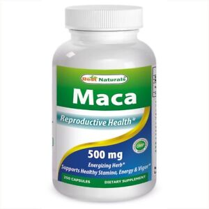 Best-Naturals-Maca-Root-500-mg-250-Capsules-Reproductive-Health