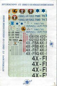 Israeli-C-130-Hercules-Entebbe-Raiders-1-72-Sky-11